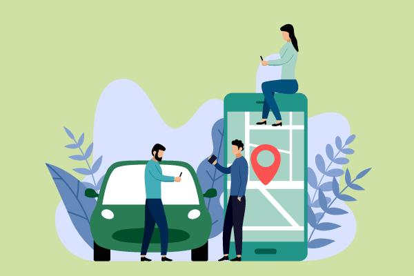 Comparte coche, comparte futuro - Manual de Movilidad 2S
