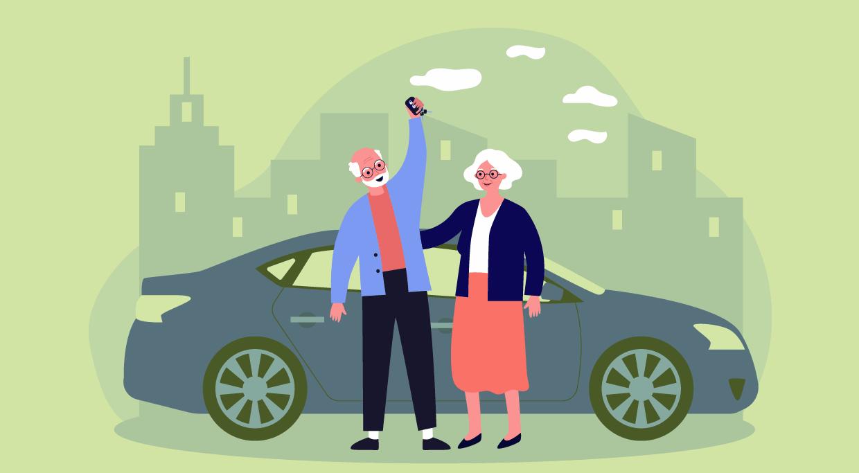 Movilidad de mayores en el entorno rural - Movilidad 2S