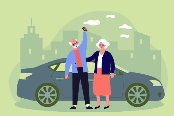 Movilidad de mayores en el entorno rural - Manual de Movilidad 2S