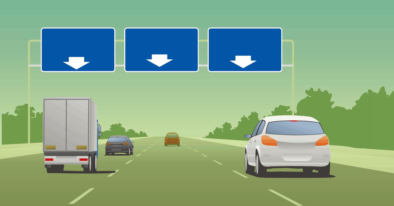 Circulación por autopistas y autovías - Manual de Seguridad Vial 3S
