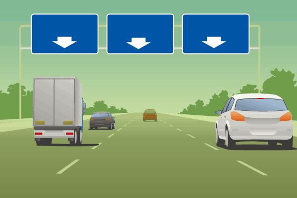 Autopistas y autovías - Manual de Seguridad Vial 3S