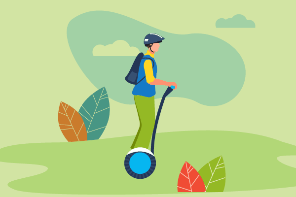 Segway - Manual de Movilidad 3S
